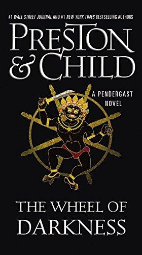 The Wheel of Darkness (Agent Pendergast)