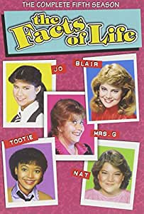 Facts of Life: Complete Season 5