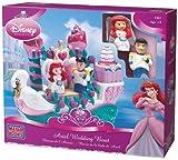 Ariel The Little Mermaid Mega Bloks Wedding Boat by Mega Brands