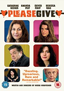 Please Give [DVD] [2011]