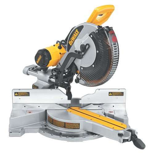DEWALT  DW718  12-Inch Double Bevel Slide Compound Miter Saw