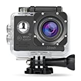 NexGadget Action Camera WIFI 12MP 2