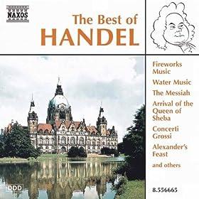 "Concerto Grosso in C major, HWV 318, ""Alexander's Feast"": Allegro"