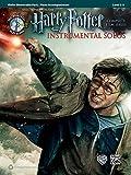Harry Potter Instrumental Solos for Strings: Violin, Book & CD (Instrumental Solo Series)