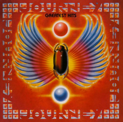 journey greatest hits album. Journey Greatest Hits cd cover