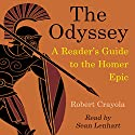 The Odyssey: A Reader's Guide to the Homer Epic Audiobook by Robert Crayola Narrated by Sean Lenhart