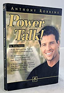 Anthony Robbins Power Talk References The Fabric Of Your ...