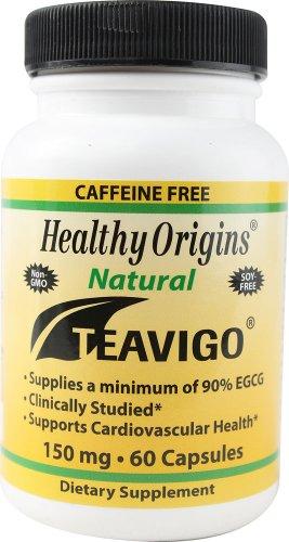 Healthy Origins Teavigo, Capsules 60 Ea
