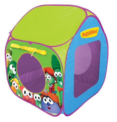 VeggieTales Pop-Up Playhouse