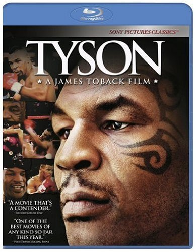 Cover art for  Tyson [Blu-ray]