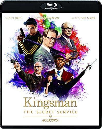 KINGSMAN / �����ޥ�(��������) [Blu-ray]