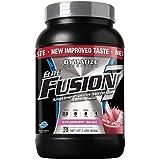 Dymatize Nutrition Elite Fusion-7 Drink, Strawberry, 2 Pound