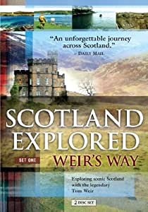 Scotland Explored Weir's Way Set One