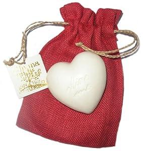 Olivina Olive Me Heart Shaped Soap from Olivina