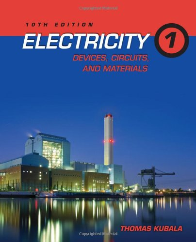 Electricity 1, Devices, Circuits and Materials - Cengage Learning - 1111646694 - ISBN: 1111646694 - ISBN-13: 9781111646691