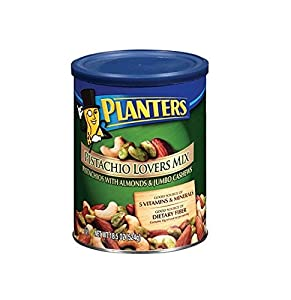 Planters Pistachio Lovers Mix 18.5oz