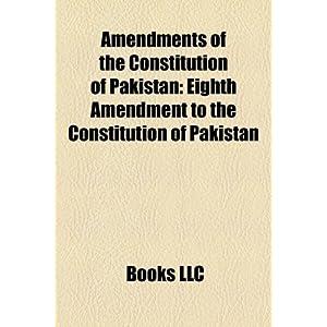 Constitution Of Pakistan Amendments | RM.