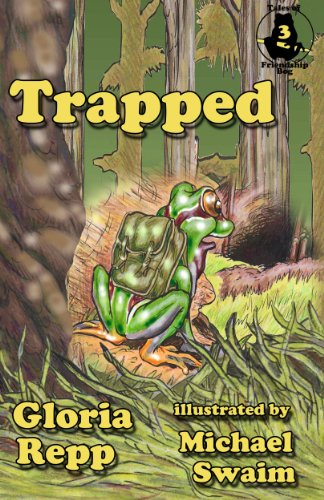 Trapped by Gloria Repp ebook deal