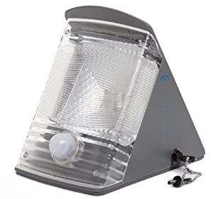 Solar Security/welcome Light