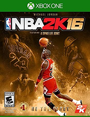NBA 2K16 (Michael Jordan Special Edition) - Xbox One