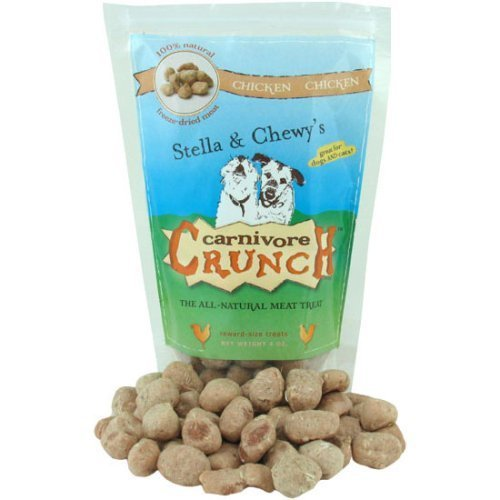 Stella & Chewy's Freeze Dried Dog and Cat Treats,