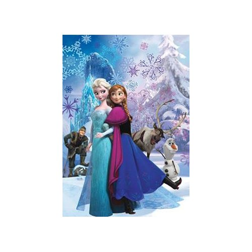 Frozen Disney Friends Sisters Forever 300 Piece Puzzle