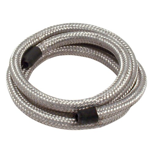 "Spectre Performance 19103 5/32"" Stainless Steel Flex Vacuum Line front-523129"