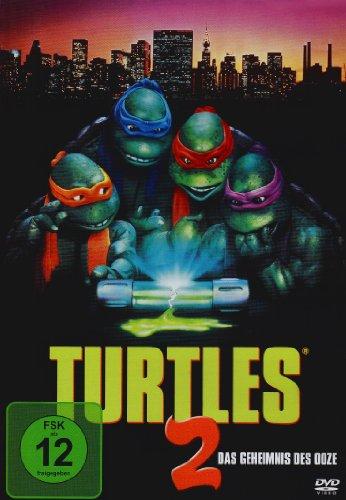 Turtles 2 - Das Geheimnis des Ooze