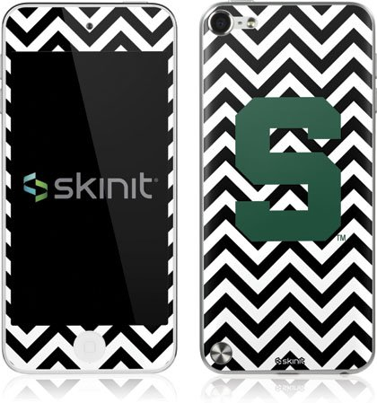Michigan State University - Michigan State Chevron Print - Apple iPod Touch (5th Gen/2012) - Skinit Skin