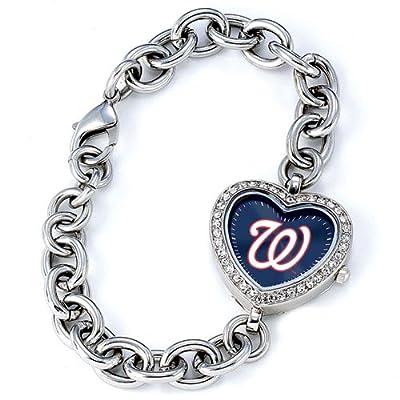 MLB Heart Series Watch MLB Team: Washington Nationals