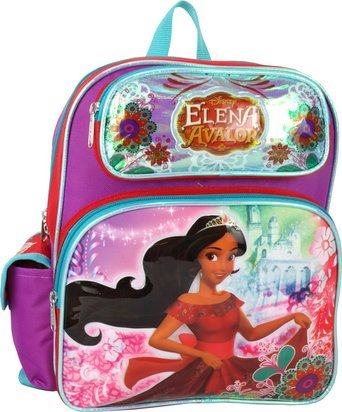 "Disney Princess Elena of Avalor Toddler Mini 12"" Backpack"