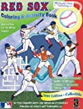img - for Red Sox Coloring and Activity Book book / textbook / text book