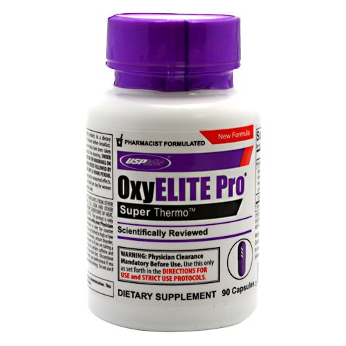 USP Labs Oxyelite Pro Super Thermo Dietary Supplement 90 Ct