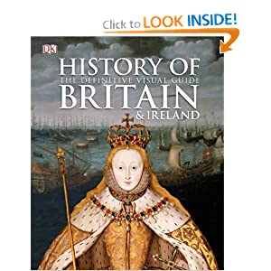History of Britain & Ireland by DK