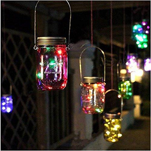 LED solari string, impermeabile color-sensing, fata natale/gardon/festa/matrimoni/nuovo anno per decorazione