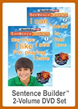 Sentence Builder 2 Volume Set