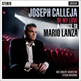 Be My Love - A Tribute to Mario Lanza by Joseph Calleja (2012) Audio CD