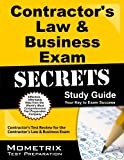 img - for Contractor's Law & Business Exam Secrets Study Guide: Contractor's Test Review for the Contractor's Law & Business Exam book / textbook / text book