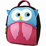 Dabbawalla Bags Preschool Backpack, Hoot Owl