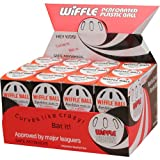 WIFFLE Perforated Baseballs - 24 Pack