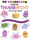 img - for Ed Emberley's Great Thumbprint Drawing Book book / textbook / text book