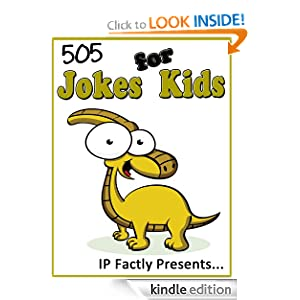 505 Jokes for Kids: A Joke Book 5-Pack (Alien, Monster, Dinosaur, Wild Animals and Creepy Crawly Joke Books for...
