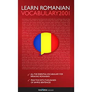 Learn Romanian - Word Power 2001 Audiobook