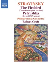 Stravinsky: Firebird (The) / Petrushka (Stravinsky, Vol. 2)