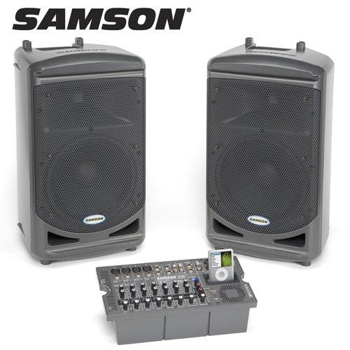 Samson Expedition Xp510I 500-Watt Portable Pa
