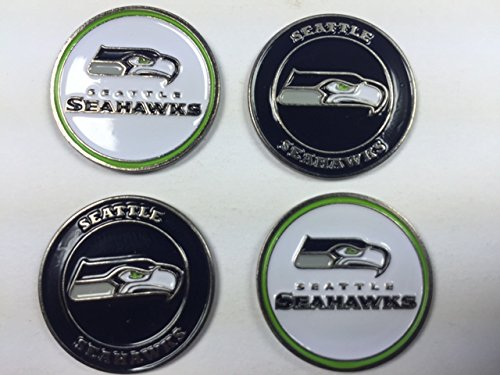 Seattle-Seahawks-NFL-Golf-Ball-Markers-4-Pack