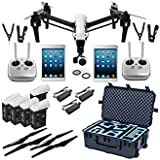 DJI Inspire 1 Production Bundle By Drones Made Easy (Dual Operator)