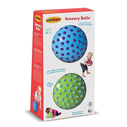 Edushape-Senso-Dot-Sensory-Balls-7-Inch-for-Tactile-Social-Development-Fine-Gross-Motor-Skills
