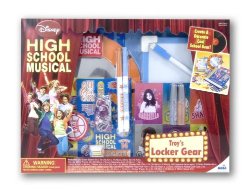 High School Musical: Locker Gear (Troy)