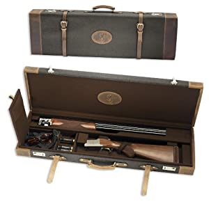 Buy Browning High-Grade Leather Canvas Case by Browning